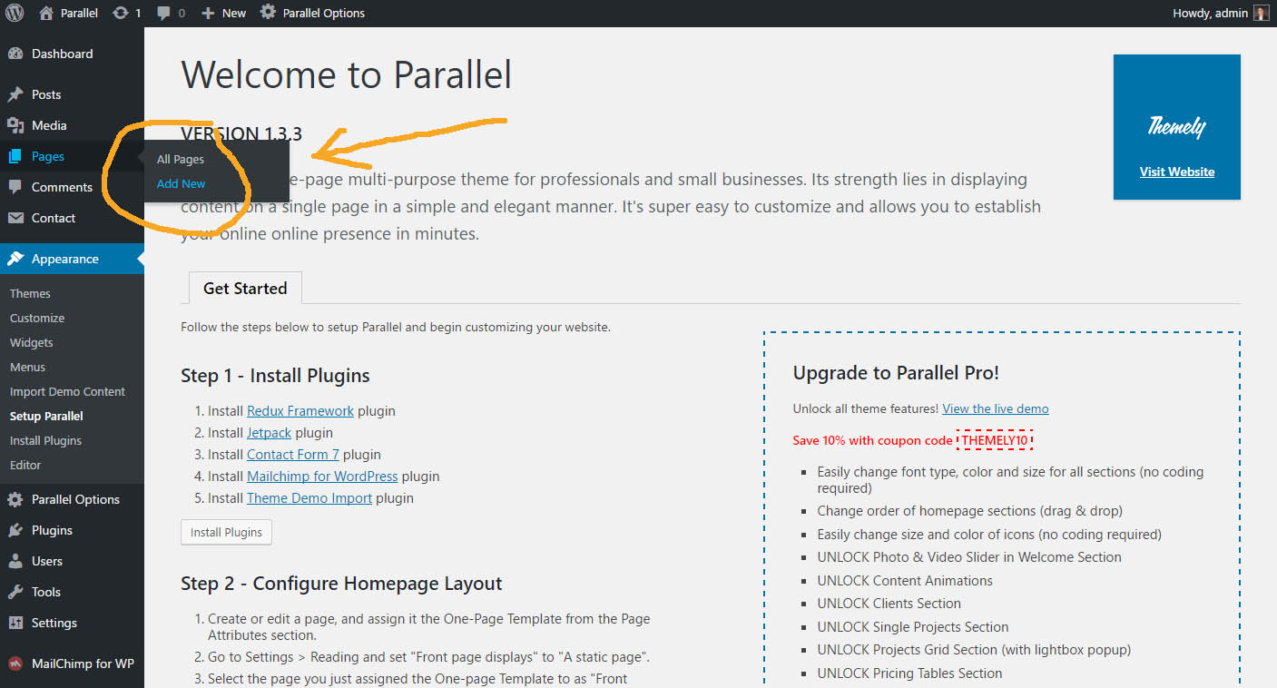 parallel-configure-homepage-layout-1